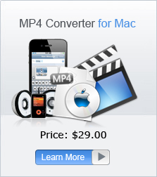 MP4 Converter for Mac