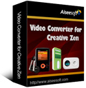 Video Converter for Creative Zen